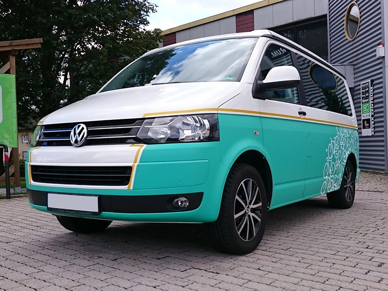 Folierung VW T6